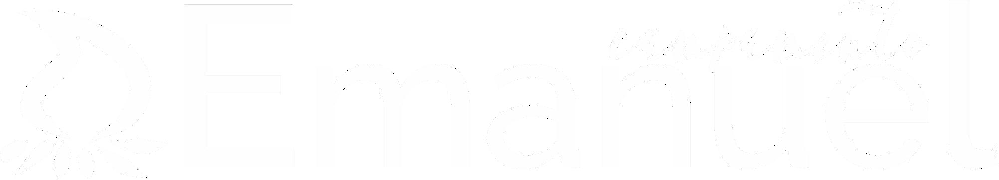 C Emanuel Logo Blanco